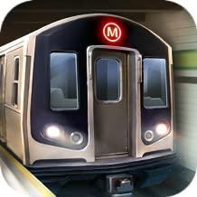 metro rail simulator games