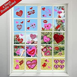 Best valentine's day window decals Reviews