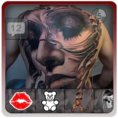 Photo Creator of tattoos