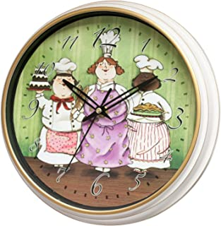 Best french kitchen wall clock Reviews