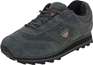 Lakhani Men's Leather Running Shoes