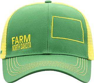 قبعة سائق الشاحنة John Deere Farm State Pride Mesh Back