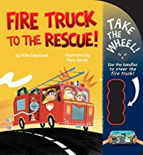 Fire Truck to the Rescue! (Take the Wheel!)