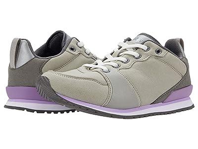 Native Kids Shoes Dartmouth (Little Kid) (Pigeon Grey/Shell White/Lavendar Purple/Dublin Rubber) Girl