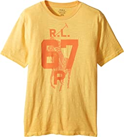 Cotton Jersey Graphic T-Shirt (Big Kids)