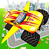 Flying Truck Driving Pilot 3D