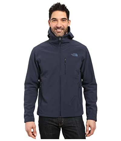 The North Face Apex Bionic 2 Hoodie (Urban Navy/Urban Navy (Prior Season)) Men