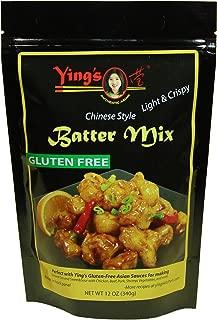 Ying's Light and Crispy Gluten-Free Batter Mix