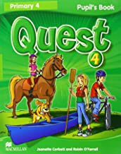 Quest Level 4 New Pupil's Book