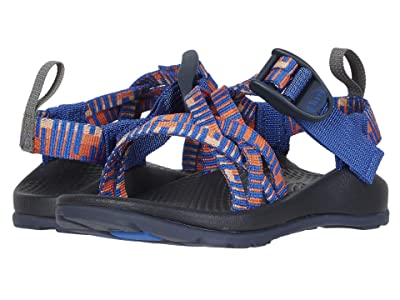 Chaco Kids ZX/1(r) Ecotread (Toddler/Little Kid/Big Kid) (Barrez Royal) Girls Shoes