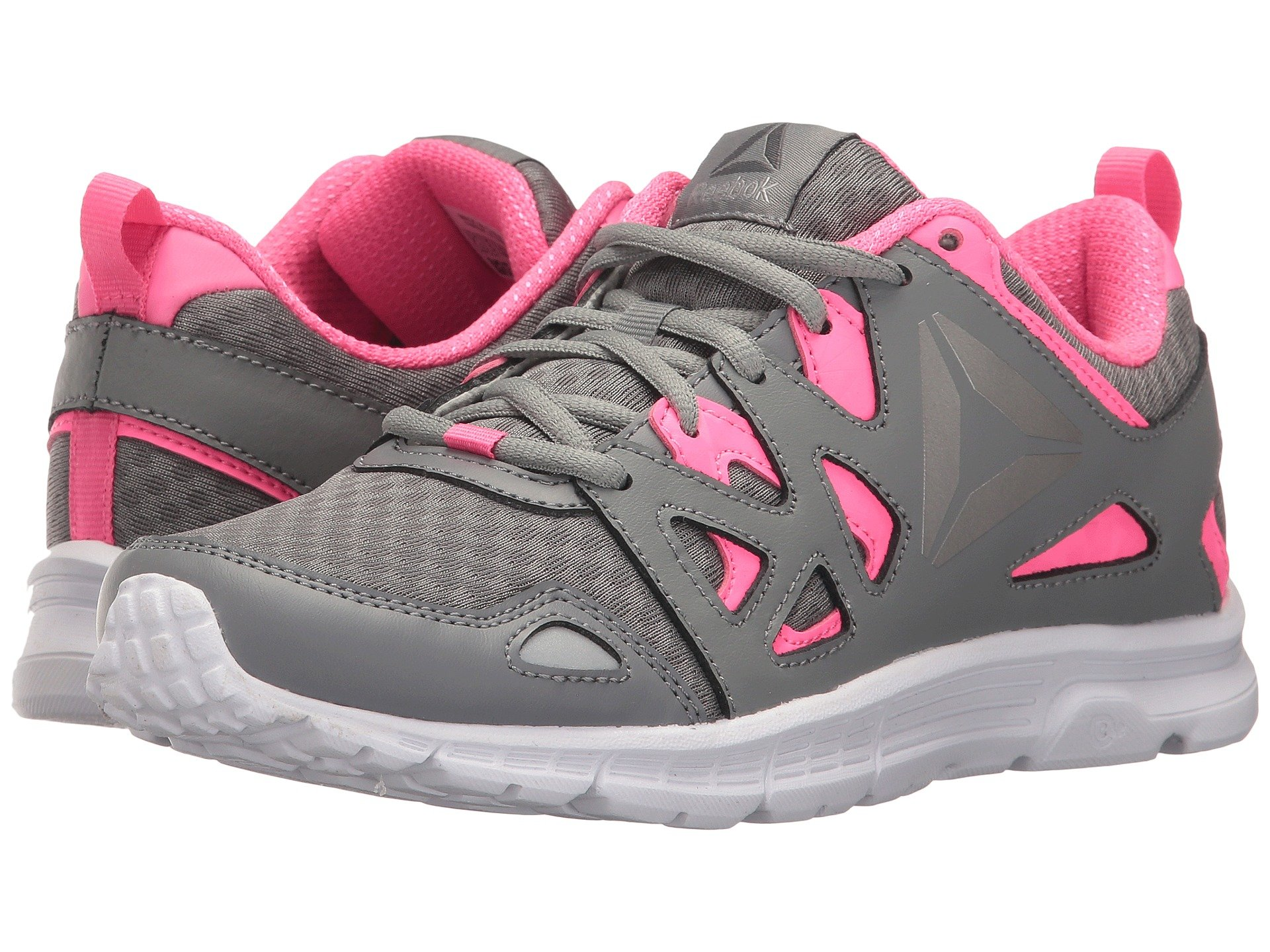 c65f013e54c Reebok Run Supreme 3.0 Mt In Flint Grey Solar Pink Pewter White