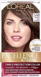 L'Oreal Excellence Creme, 5AB Mocha Ash Brown 1 ea