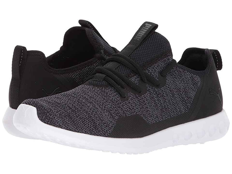 PUMA Carson 2 X Knit (Puma Black/Asphalt) Men