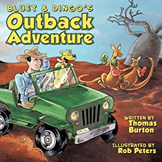 Bluey & Dingo's Outback Adventure