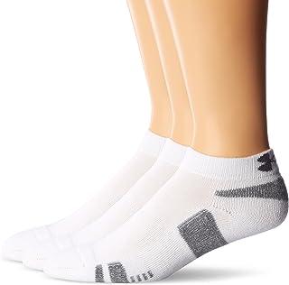 Under Armour Men's Heat Gear Lo Cut Socks (Pack of 3)