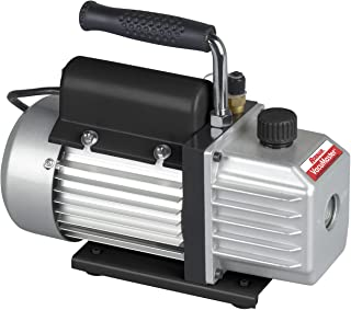 Robinair (15115) VacuMaster Single Stage Vacuum Pump - Single-Stage, 1.5 CFM