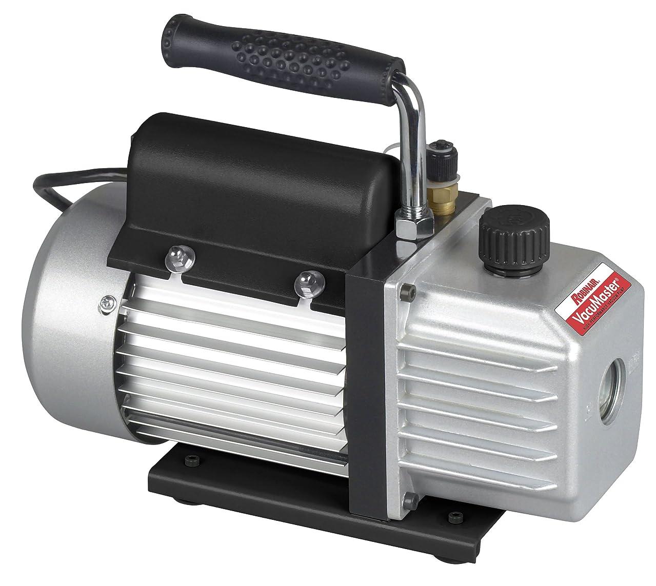 Robinair (15115) VacuMaster Single Stage Vacuum Pump - Single-Stage, 1.5 CFM