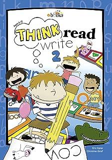 ELF Learning Think Read Write 2 Student Book CD付 英語教材