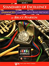 PW21TP - Standard of Excellence Enhanced Book 1 - Trumpet / Cornet