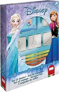 Reine des Neiges - 0613014 - Tampon À Imprimer - 12 Pièces