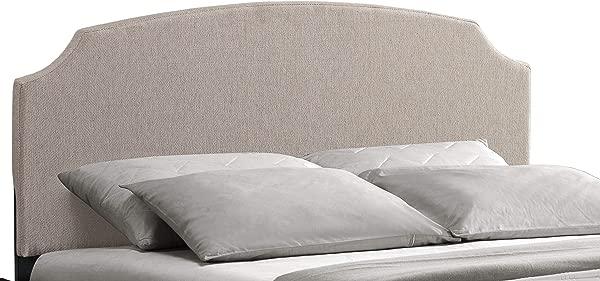 Hillsdale Furniture 1299 671 Lawler Headboard King Cream