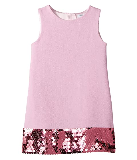 Dolce & Gabbana Kids Wool Crepe Dress (Toddler/Little Kids)