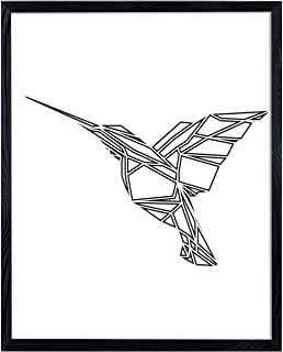Postergaleria | Ramka na zdjęcia, drewniana, czarna | 50x70