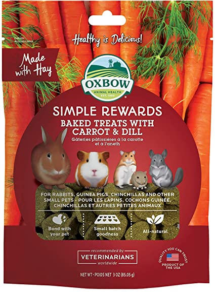 Amazon Com Oxbow Simple Rewards Dill Al Horno Con Eneldo De Zanahoria May Vary Mascotas Do quests for bunny, find notes, and complete the mission! amazon com