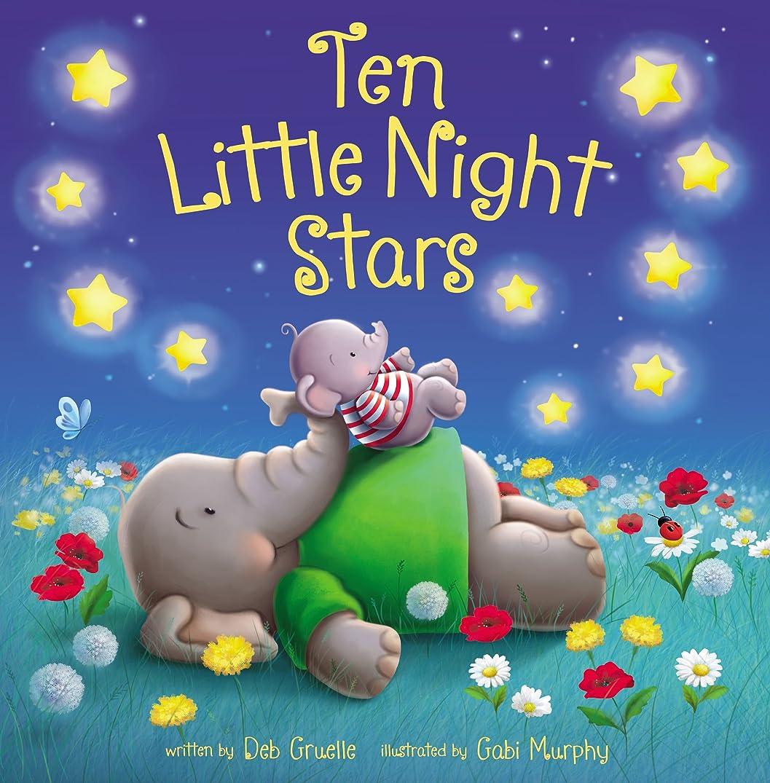 重くするしみ調停者Ten Little Night Stars (English Edition)