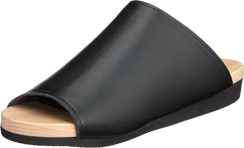 MIZUTORI Flexibla japanska japanska japanska Geta Sandal av borrdesign - svart  Alla varor är specialerbjudanden