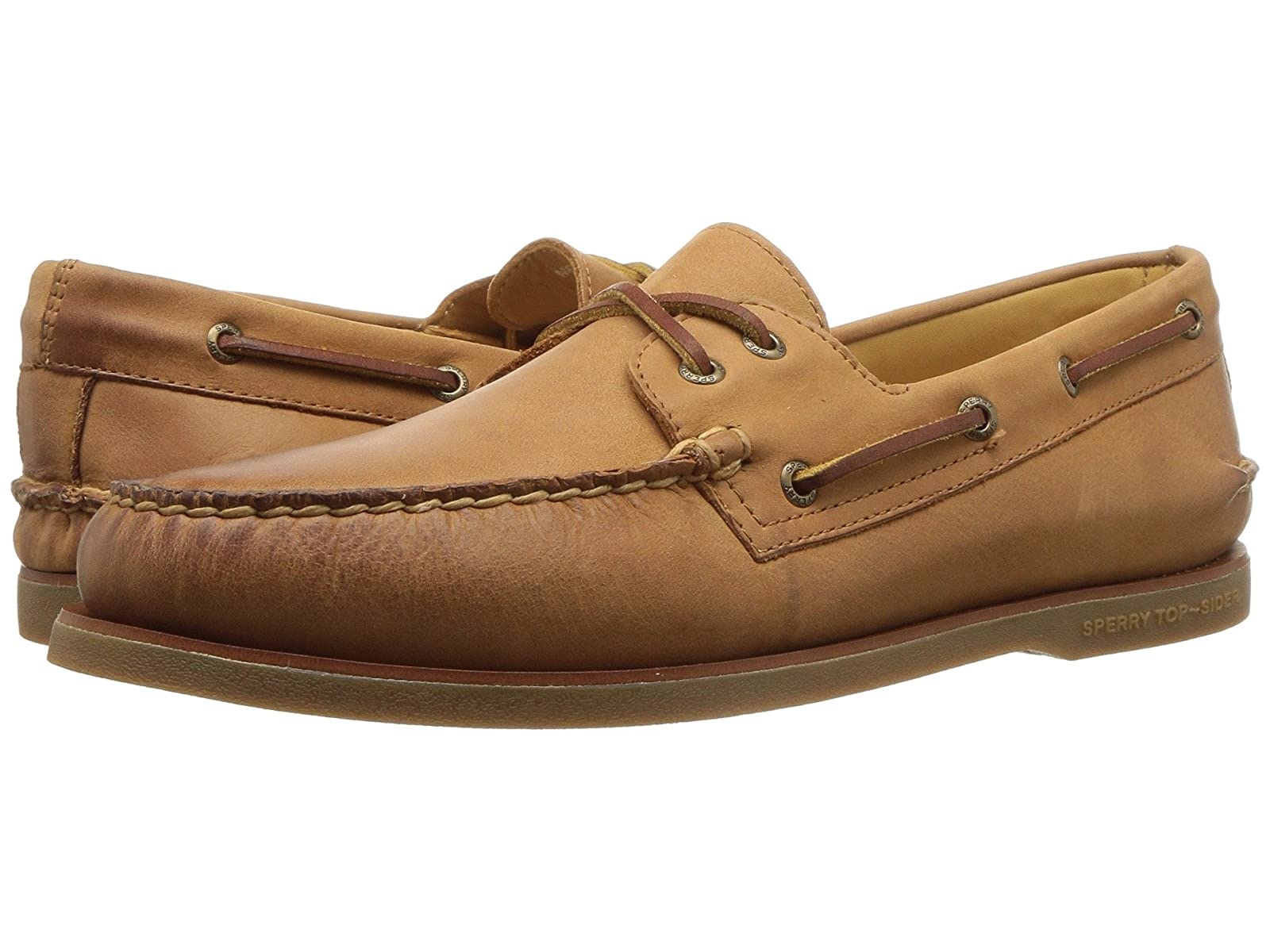 Gentlemen/Ladies:Sperry Gold A/O A/O Gold 2-Eye:High Quality Materials d55530