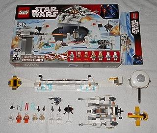 Lego Star Wars Hoth Rebel Base