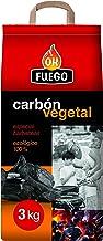 Flower 50216 - Carbon Vegetal, 3kg