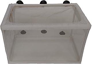 (LOLO import) 隔離網 (大) 繁殖 水槽 孵化 産卵 ボックス 箱 アクアリウム ネット 熱帯魚