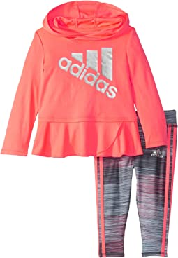 adidas Kids - Made To Move Set (Infant)