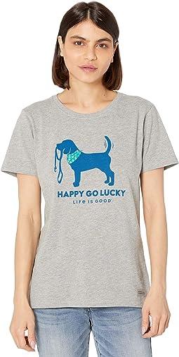 Happy Go Lucky Crusher™ Tee