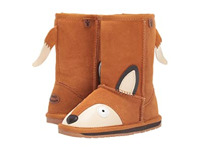 EMU Australia Kids Little Creatures (Toddler/Little Kid) (Burnt Orange) Kid