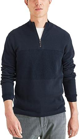 Regular Fit 1/4 Zip Sweater