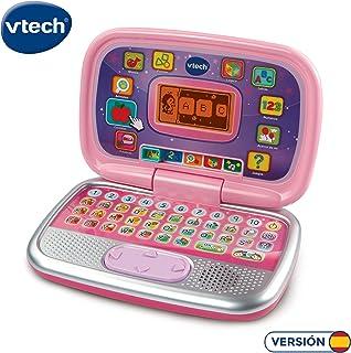VTech Diverpink PC - Ordenador infantil educativo para