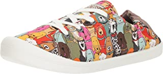 BOBS Women's Beach Bingo-Dog House Party Sneaker