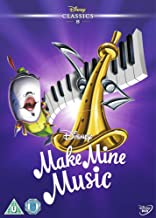 Make Mine Music [Reino Unido] [DVD]
