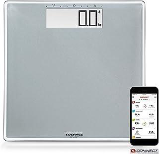 Soehnle Style Sense Connect 100 - Báscula de baño digital, color gris