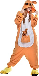 NEWCOSPLAY Halloween Kangaroo costume
