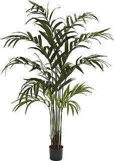 Nearly Natural 5356 Kentia Palm Tree, 6-Feet, Green