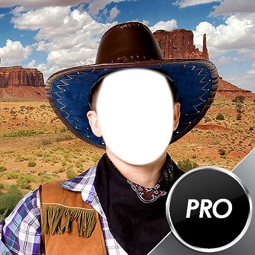 Cowboy Foto Montage