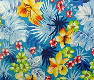 hawaiian cotton fabric