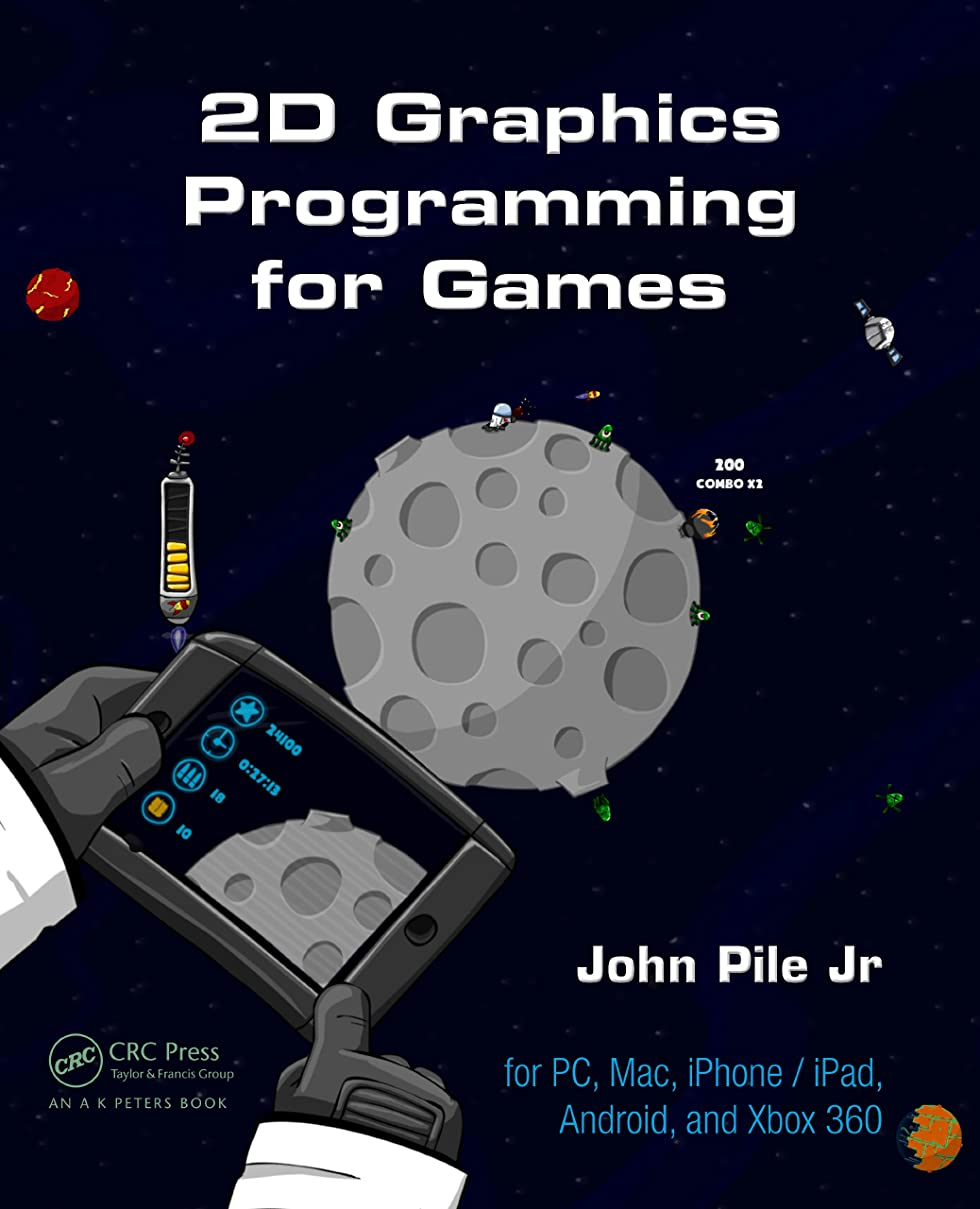 段落検査官太鼓腹2D Graphics Programming for Games (English Edition)