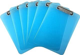 Best blue plastic clipboard Reviews