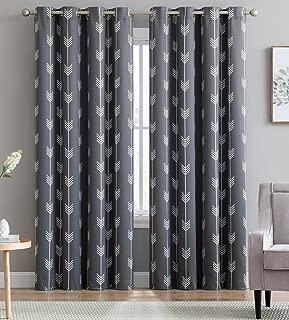 nate berkus curtains gray
