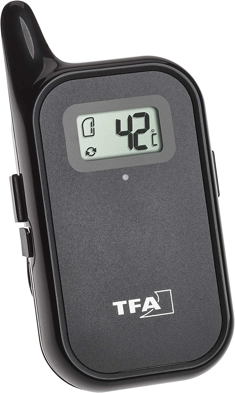 TFA 30.3231 Temperatursender mit Einstichfühlern für TFA 14.1511 14.1511 14.1511 Küchenthermometer Twin B07NPNBHRT | Feinen Qualität  a6a260